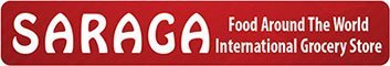 Saraga International Grocery Logo