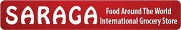 Saraga International Grocery Logo